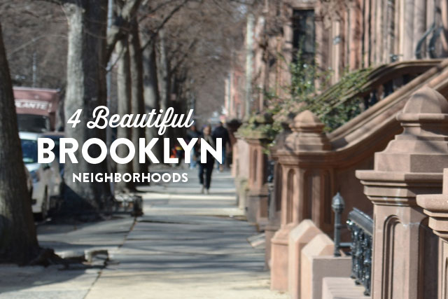 Brooklyn Suites Neighborhoods