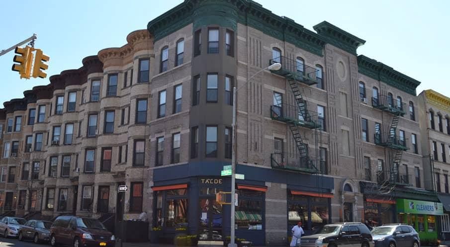 Brooklyn Suites South Slope neighborhood